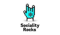 Sosiality Rocks Logo